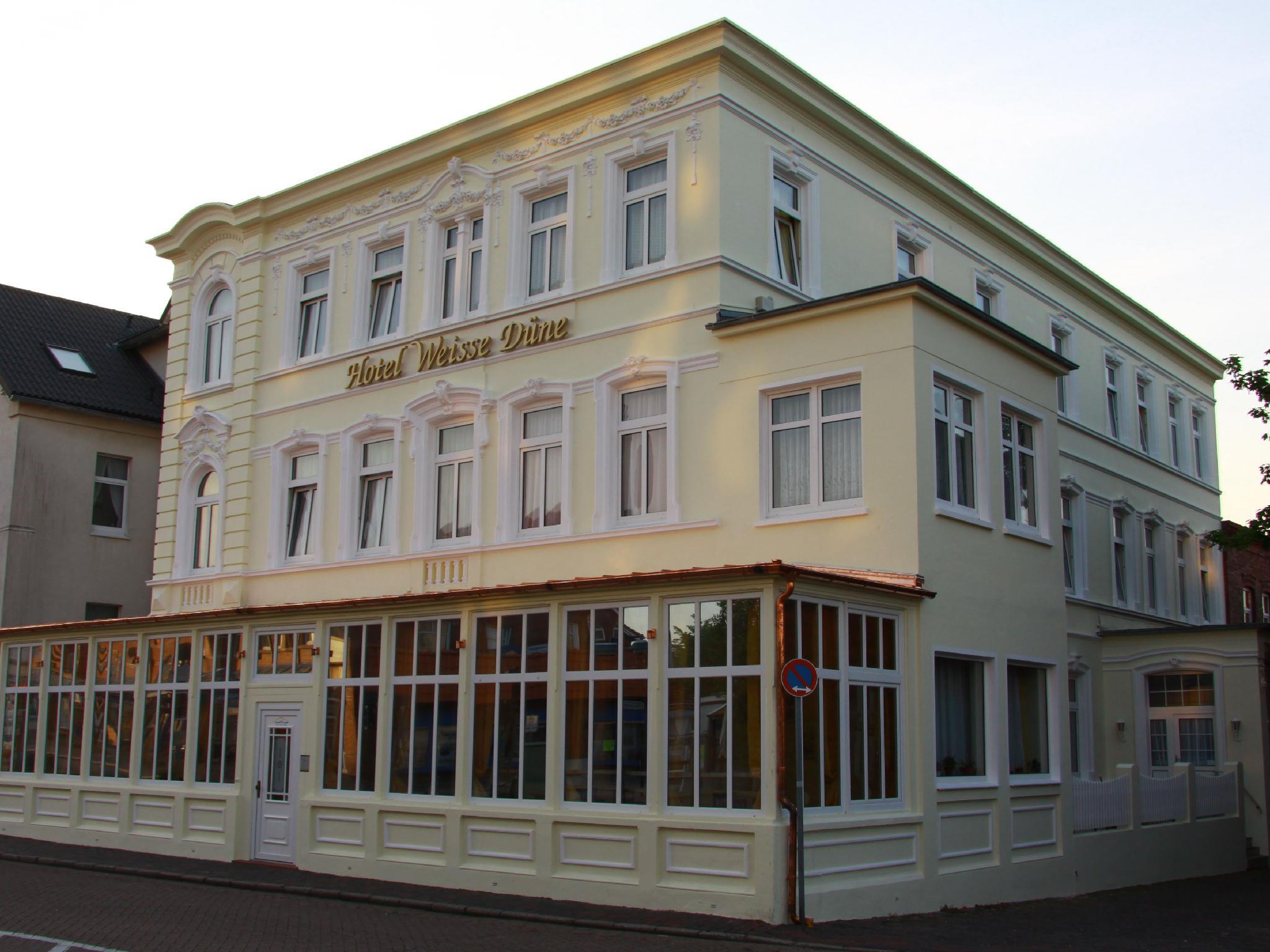 Hotel Weisse Duene