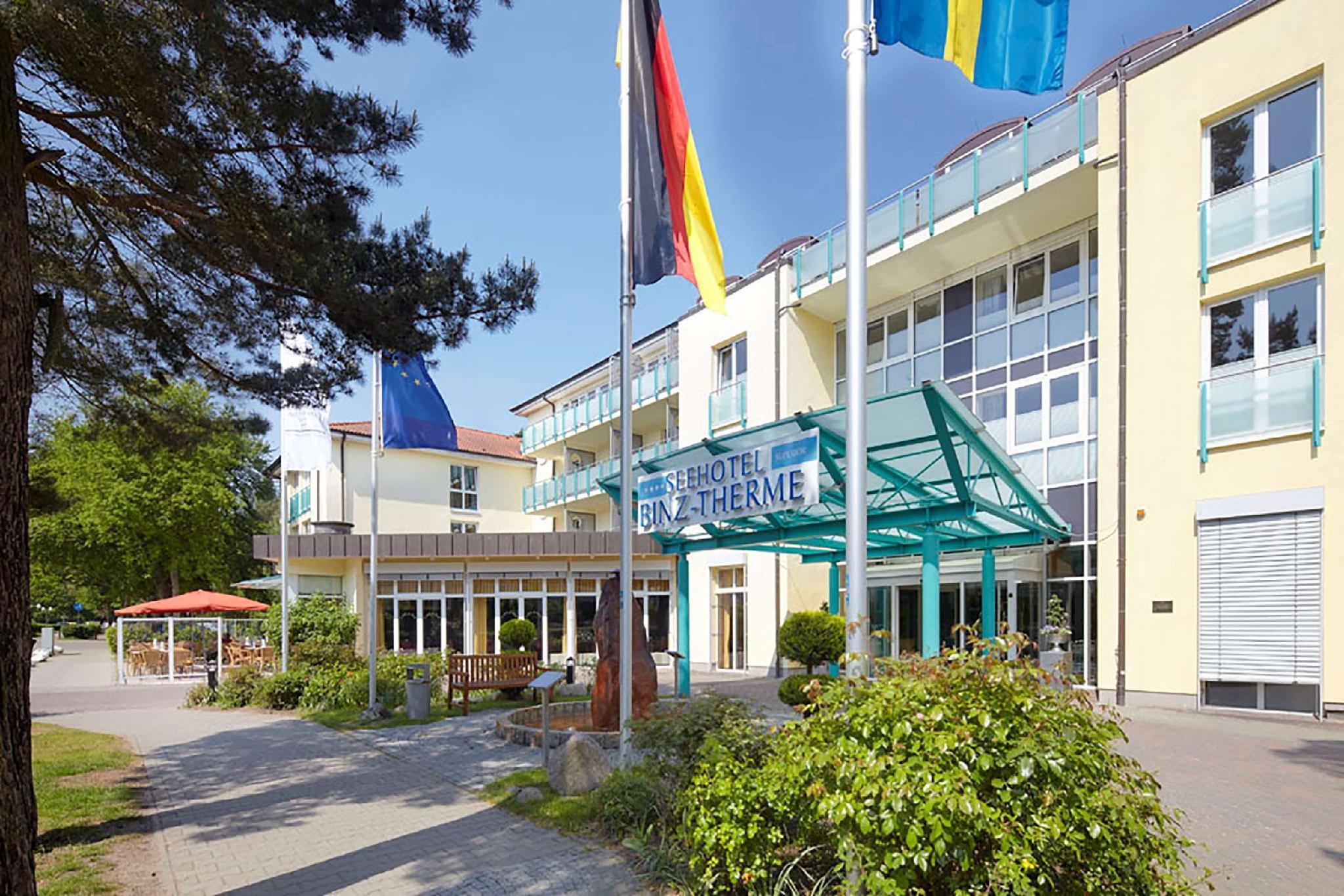 Dorint Seehotel Binz Therme