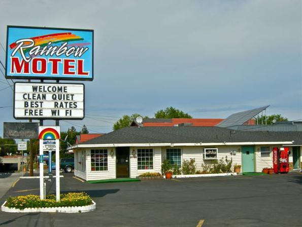 Hotel Review: Rainbow Motel – Photos, Room Rates & Deals