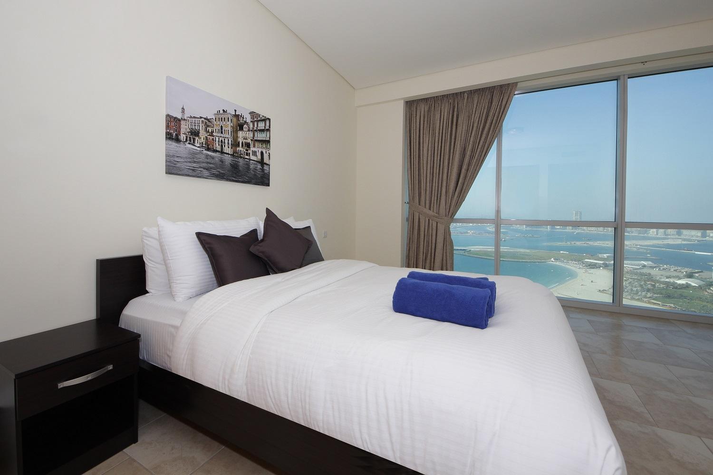 Luxury 3 bedroom with Sea View - Al Fattan