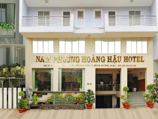 Nam Phuong Queen Hotel Ho Chi Minh City