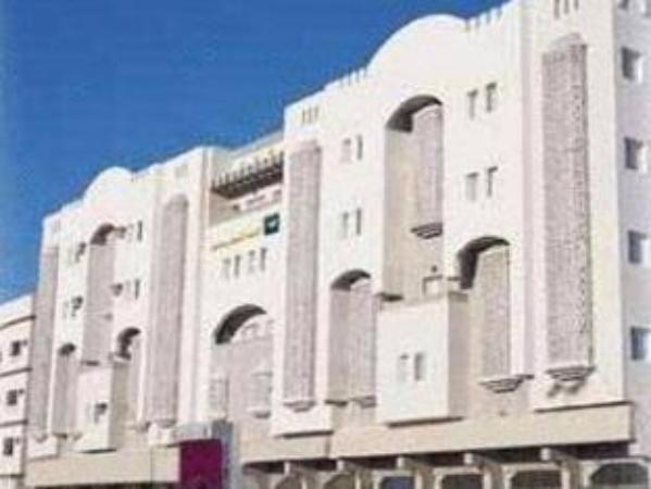Elaf Al Jawad Al Abyad Residence Jeddah