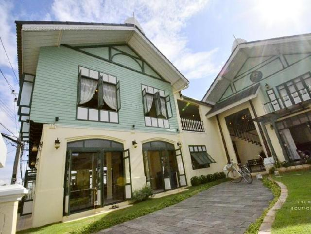 คุ้มเมืองมินทร์ บูติค โฮเทล – Khum Muang Min Boutique Hotel