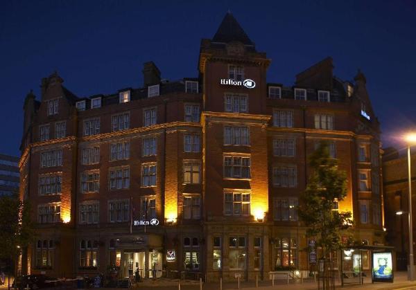 Hilton Nottingham Hotel Nottingham