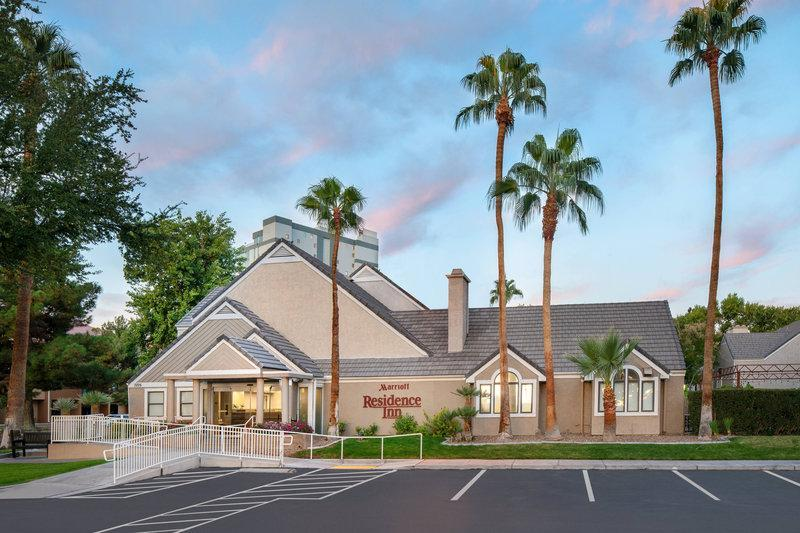 Residence Inn Las Vegas Convention Center