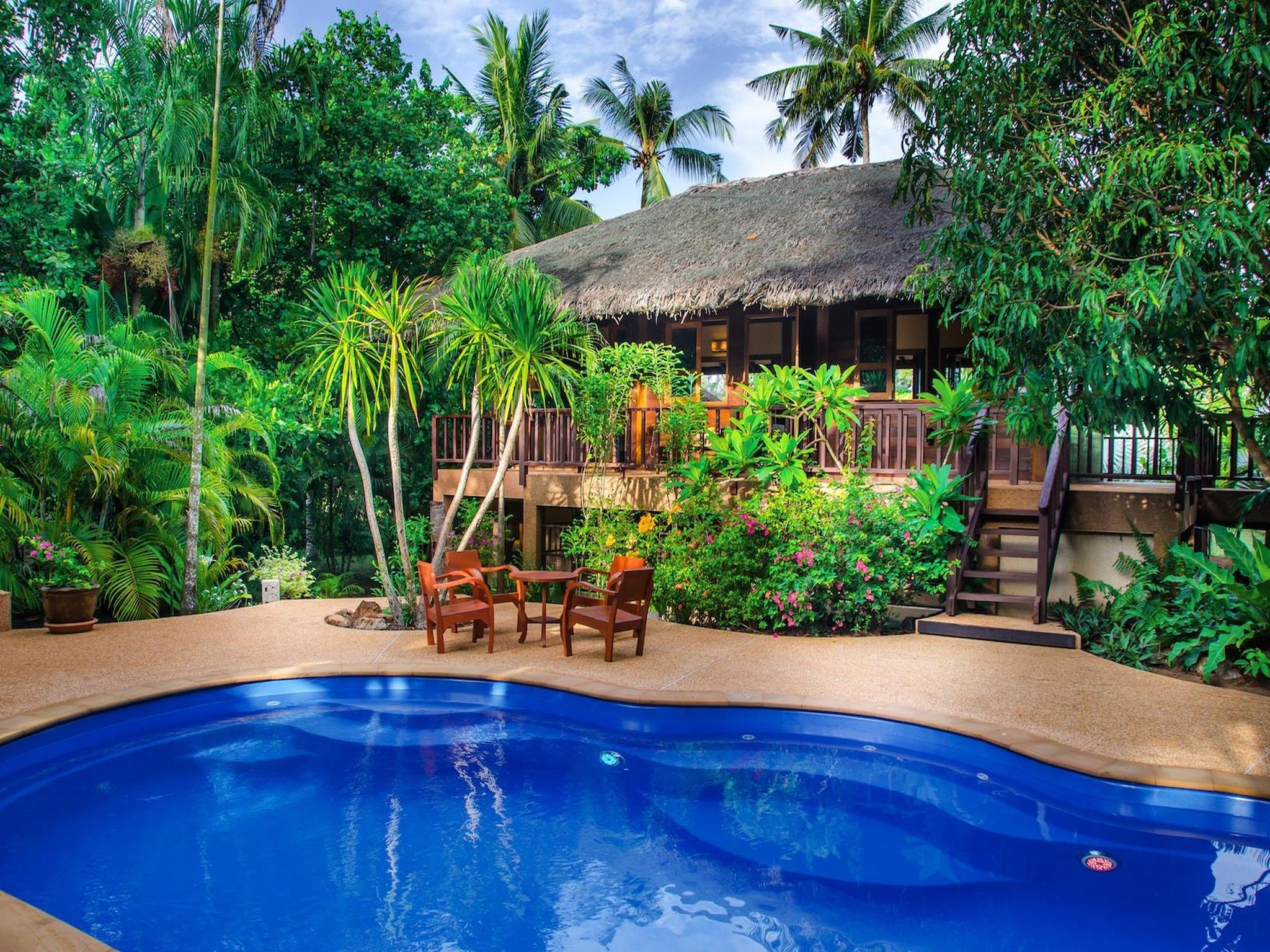 Koh Jum Beach Villas เกาะจัม บีช วิลลา