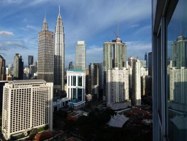 KLCC VIEW #3BDR @ CREST Residence 12-5 Kuala Lumpur