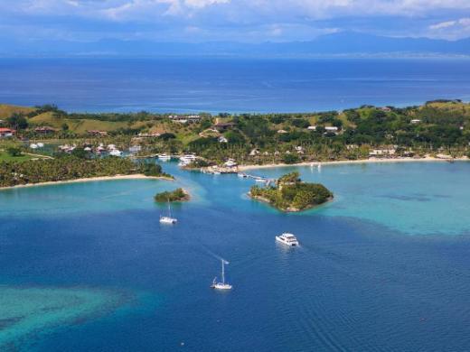 Musket Cove Island Resort and Marina