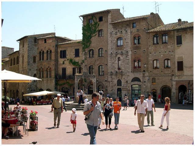 B&B Il Fienile San Gimignano