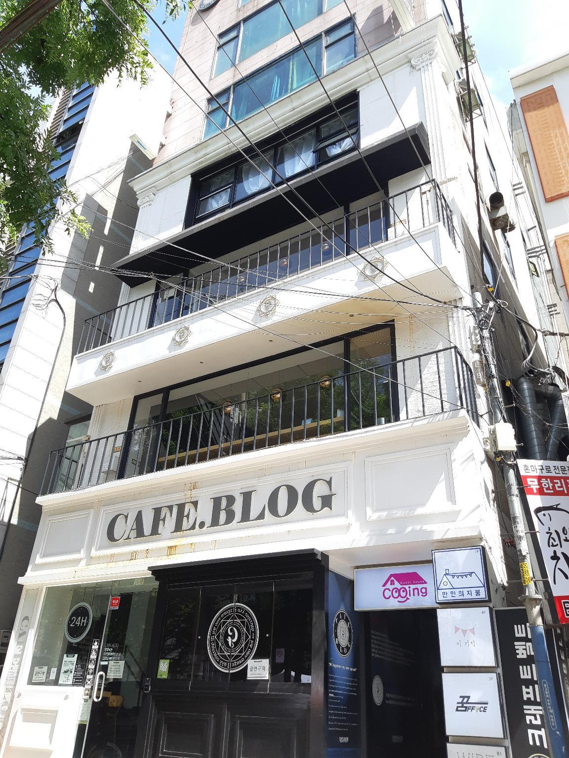 Sinchon Cooing Guesthouse