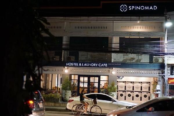 Spinomad hostel Chiang Rai