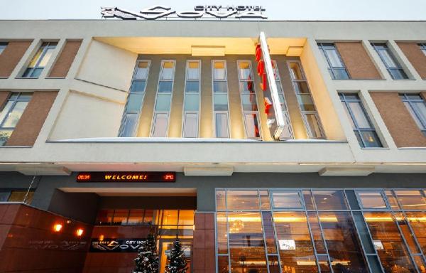 City Hotel Sova Nizhny Novgorod