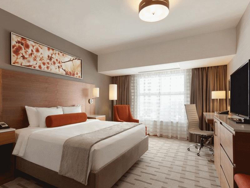 Radisson Hotel And Conference Centre Calgary Airport