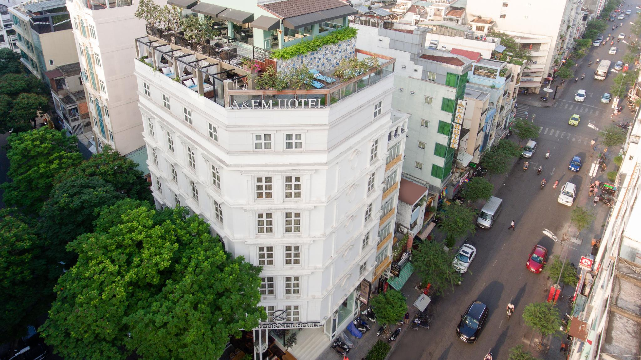 AandEm 280 Le Thanh Ton Hotel And Spa