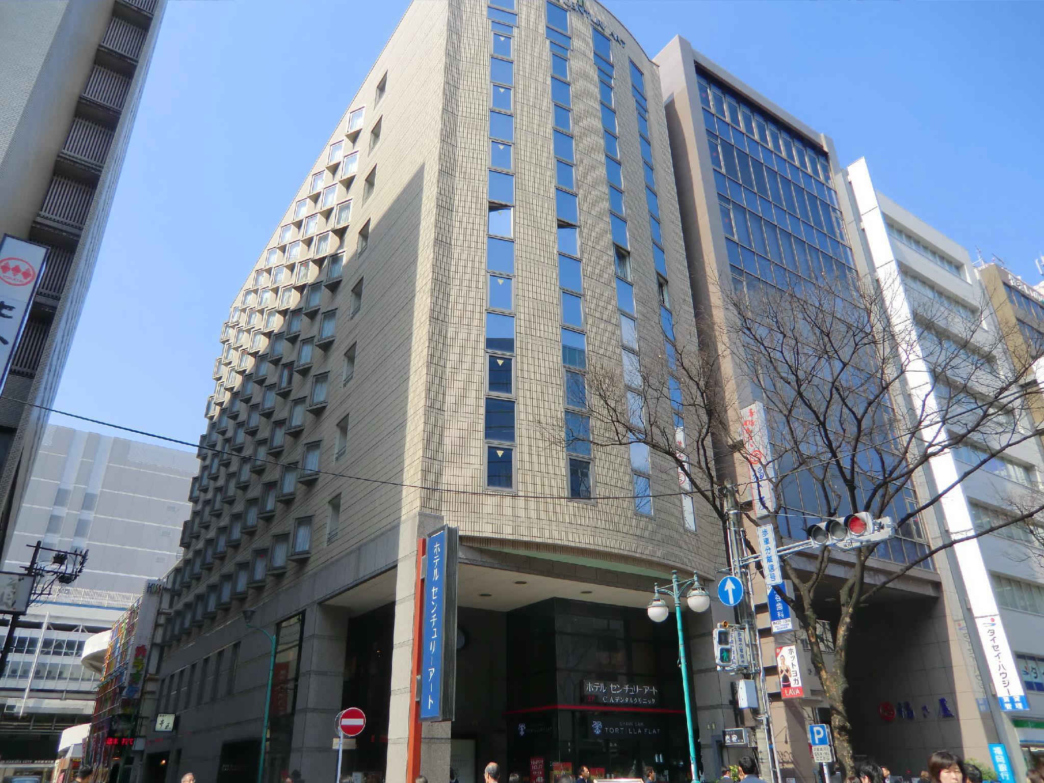 Hotel Century Art  Hakata Station