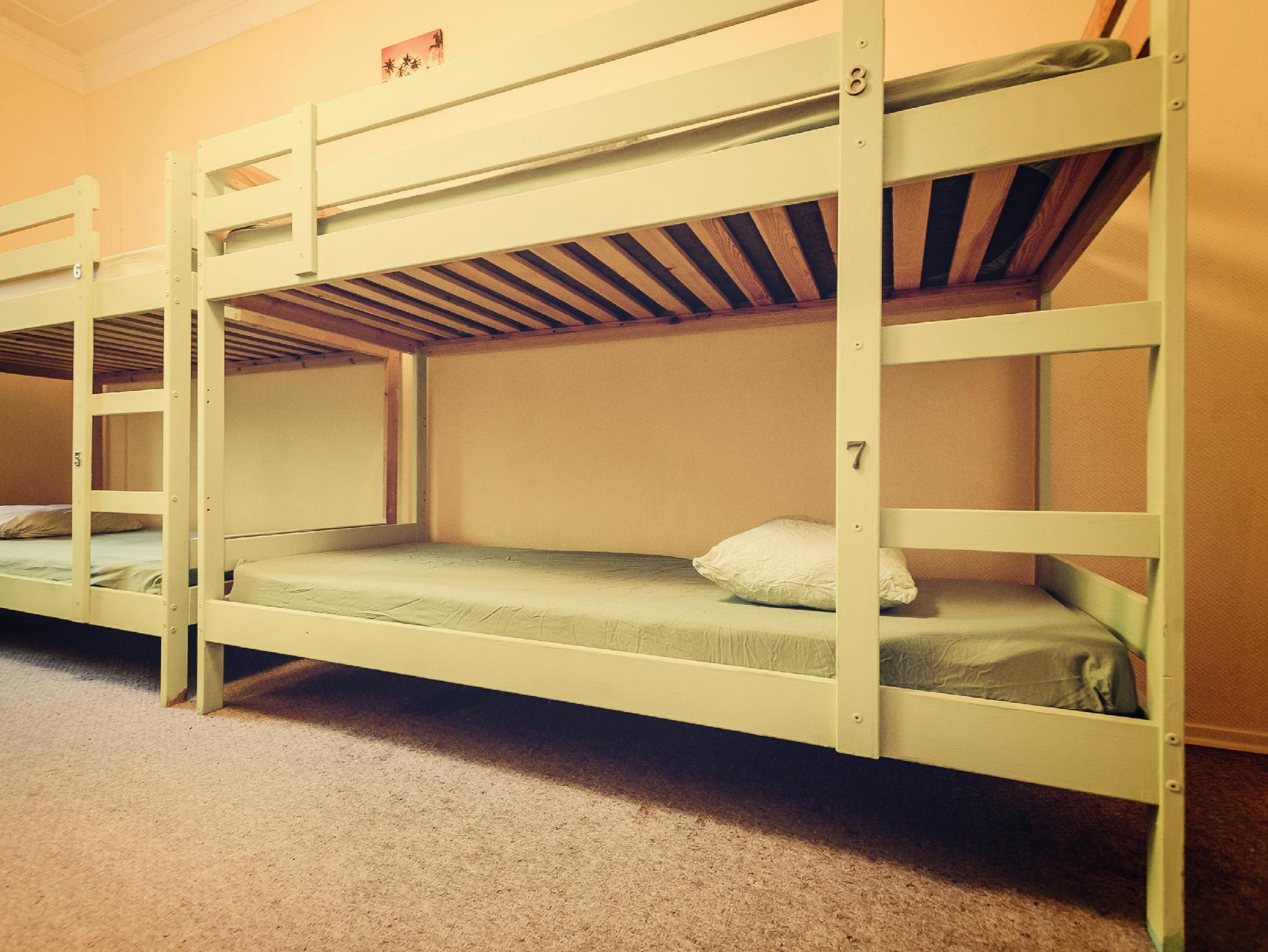 TNT Hostel Moscow Reviews