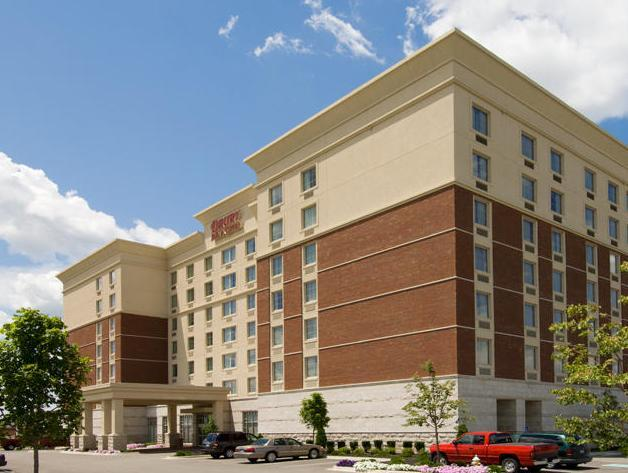 Drury Inn And Suites Columbus Grove City