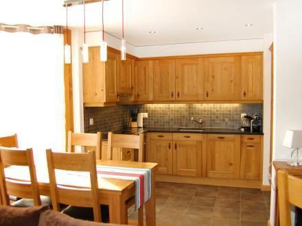 Apartment Les Cimes Blanches B 201
