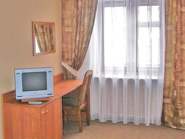 Review Hotel Uralskaya