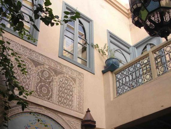 Review Riad Spa Sindibad