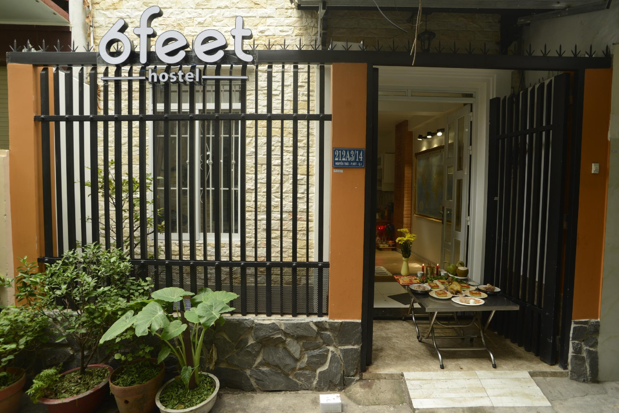 6feet Hostel
