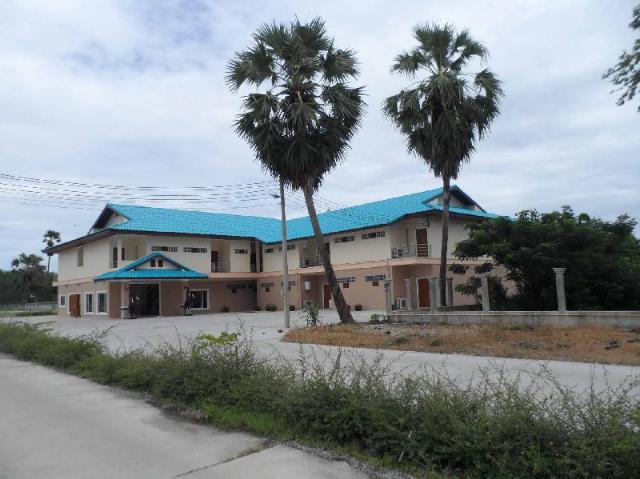 โรงแรมโบกี้ รถไฟ – Bogie Rodfai Hotel