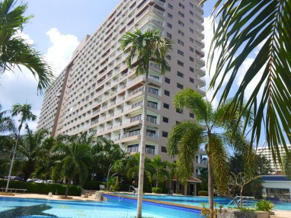 View Talay 2 Condominium Building A managed by Gabor Pattaya
