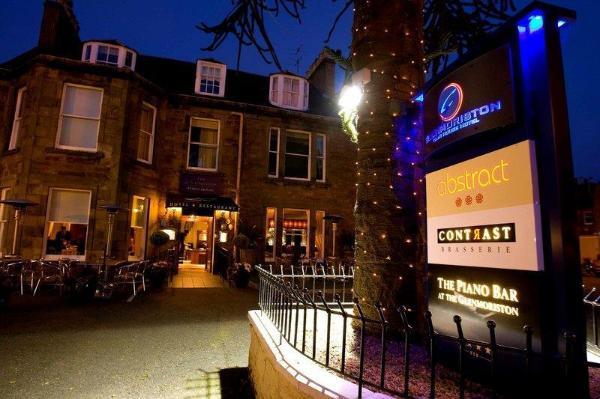 The Glenmoriston Townhouse Hotel Inverness