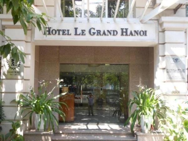 Le Grand Hotel Hanoi