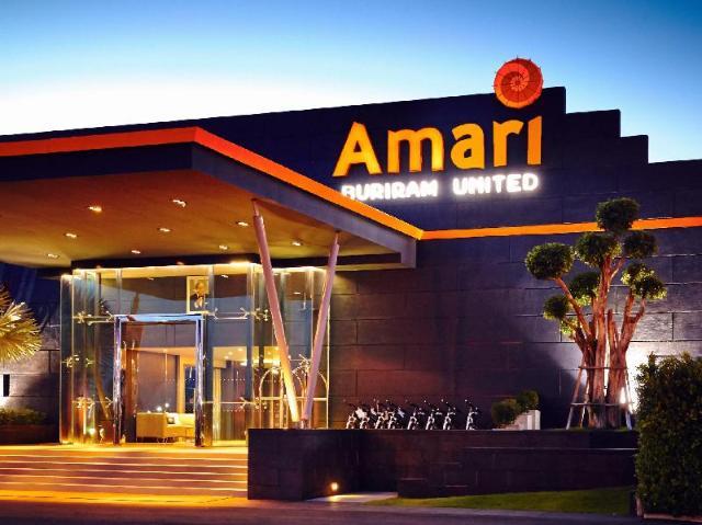 อมารี บุรีรัมย์ ยูไนเต็ด – Amari Buriram United