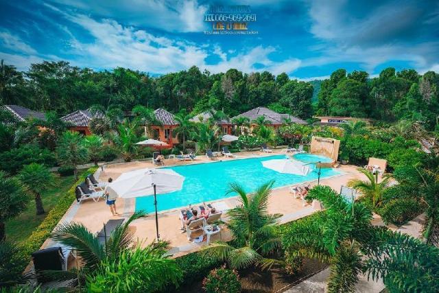 พีชฟูล รีสอร์ท – Peaceful Resort