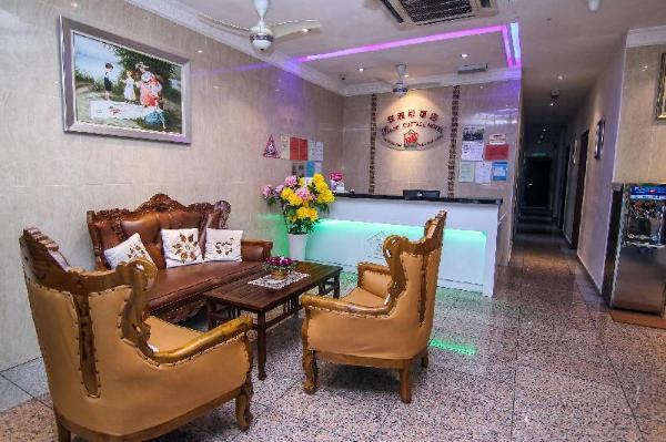 Rose Cottage Hotel Taman Mutiara Mas Johor Bahru