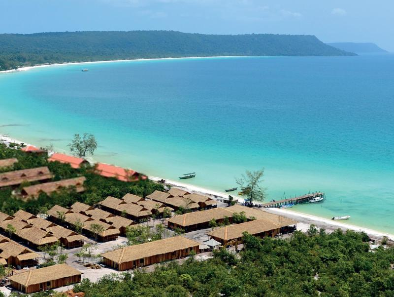 Sok San Beach Resort Hotel Sihanoukville