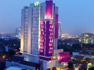 ホテル サンティカ プレミエール グベン (Hotel Santika Premiere Gubeng)