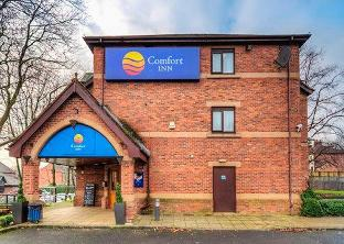 Фото отеля Comfort Inn Manchester North
