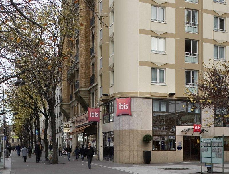 ibis Paris Avenue dItalie 13eme