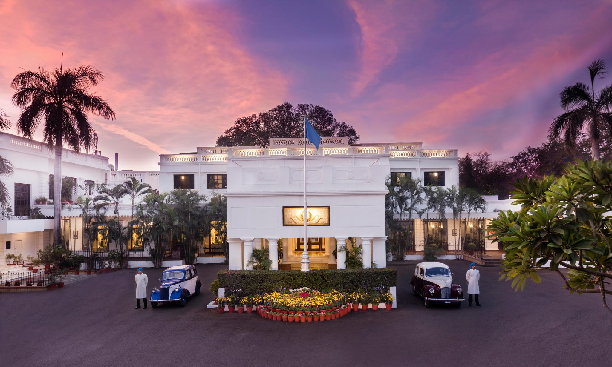 Hotel Jehan Numa Palace