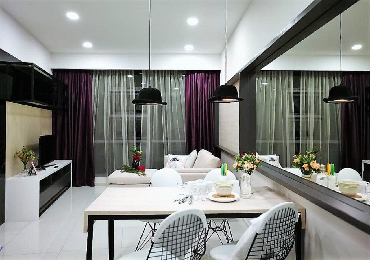 Maxhome@Robertson Residence KL Bukit Bintang 7