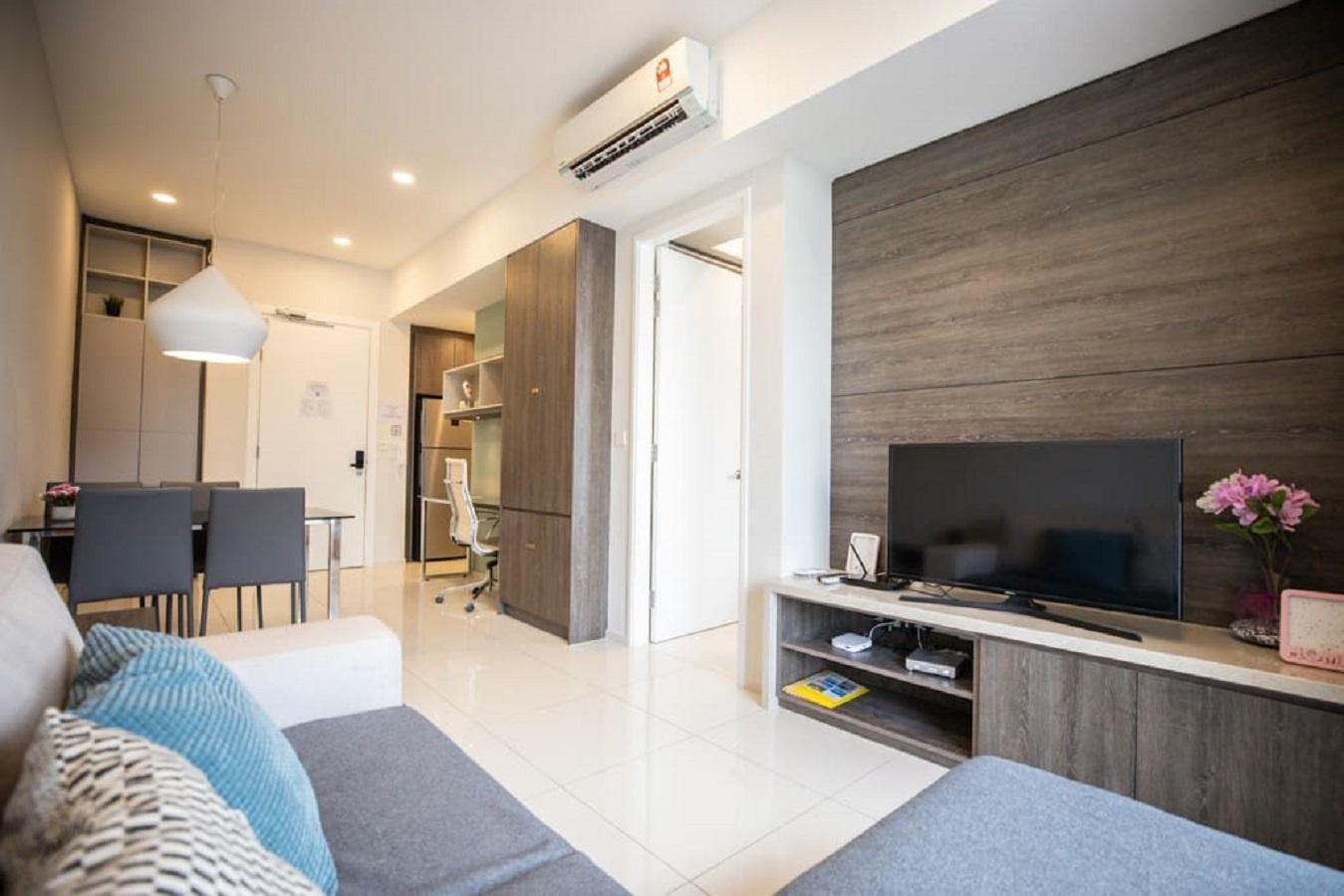 Maxhome@Robertson Residence KL Bukit Bintang 91