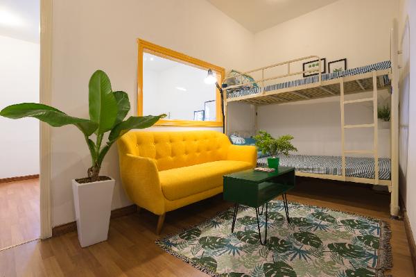 MICHI homestay tropical room! Hanoi