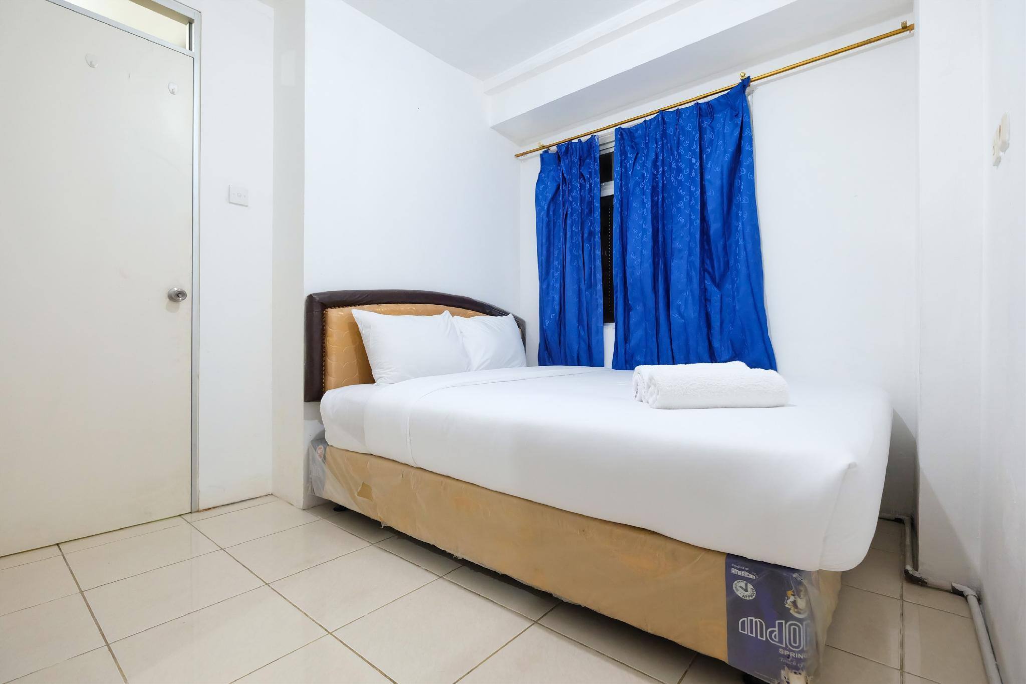 Simple And Comfy 2BR Gading Nias Apartment