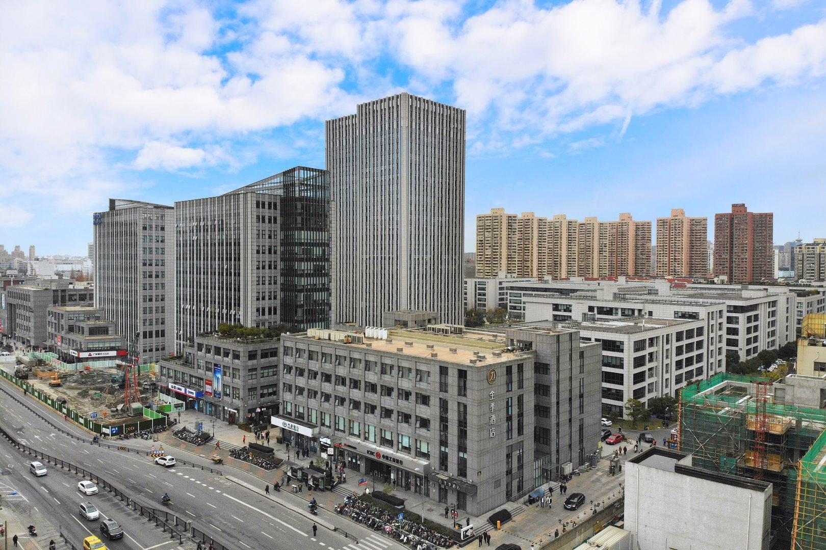 JI Hotel Shanghai Xujiahui Yishan Road