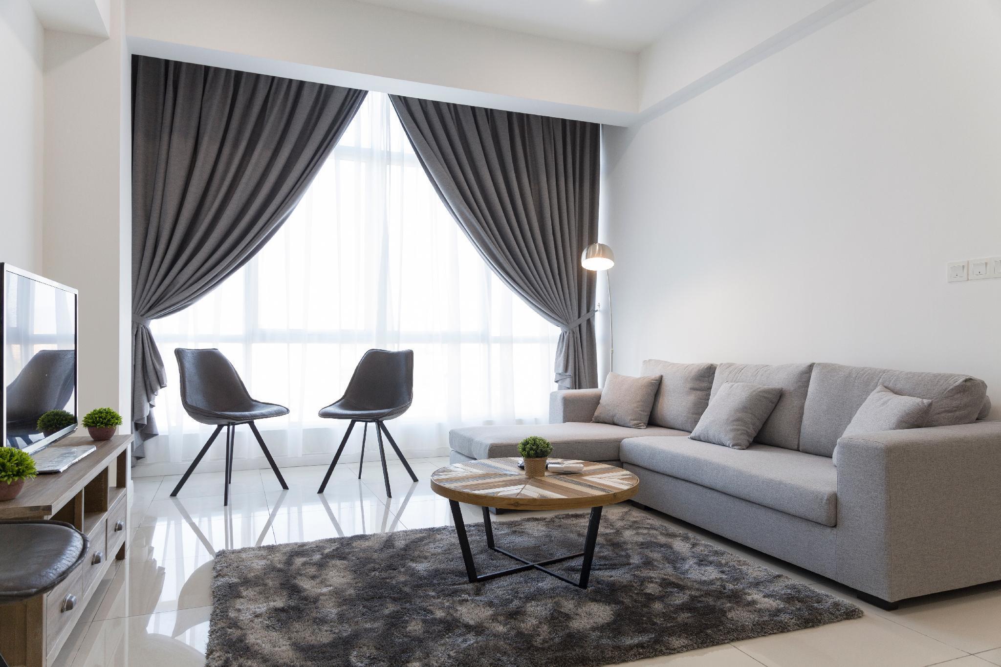 Jio Suites Elegant Simplicity@Sutera Avenue