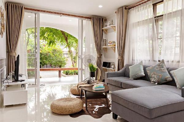 Lily's home -Cozy garden villa Bangkok