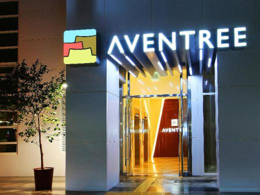 Hotel Aventree Busan