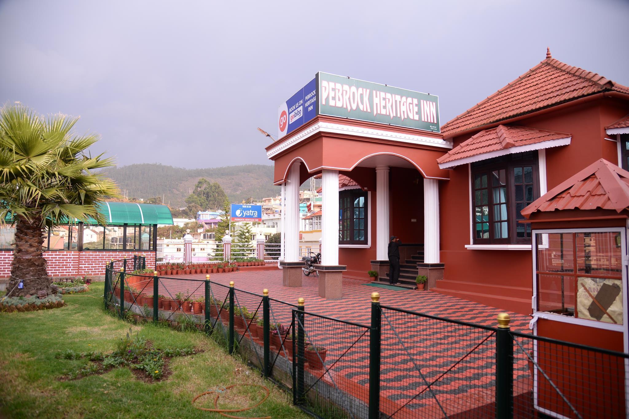 Pebrock Heritage Inn