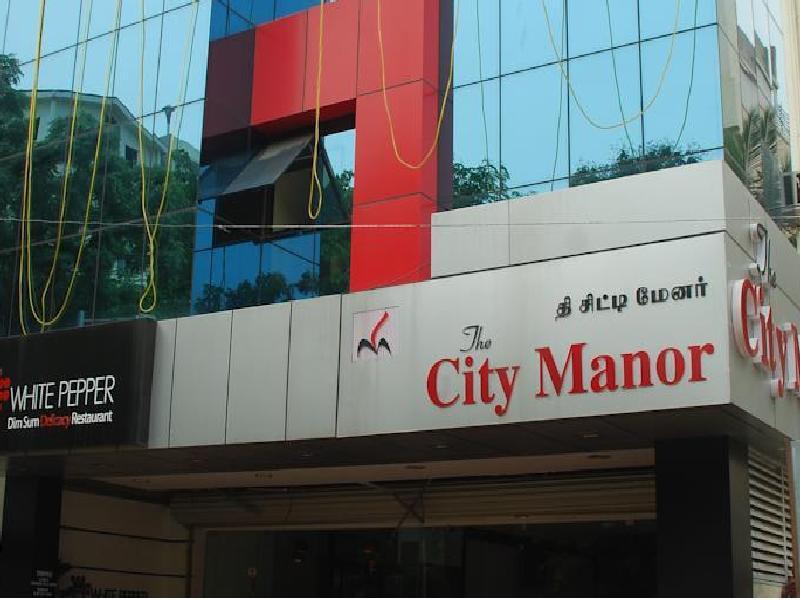 Hotel City Manor Thiruvanmiyur