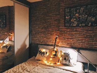 [パタヤ中心地]アパートメント(35m2)| 1ベッドルーム/1バスルーム [hiii]Music|Beachfront|RooftopBoundlessPool-UTP004