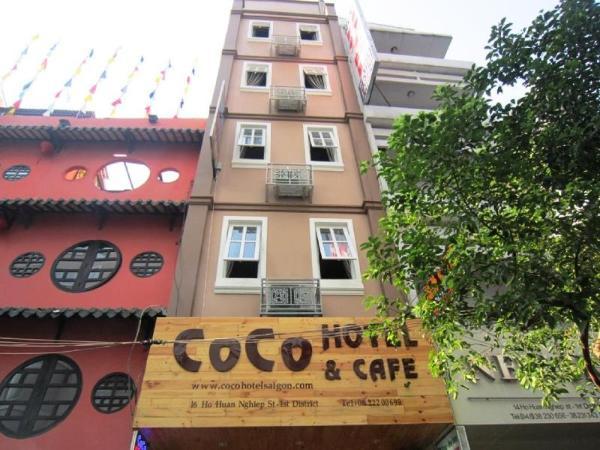 Coco Hotel Cafe Ho Chi Minh City