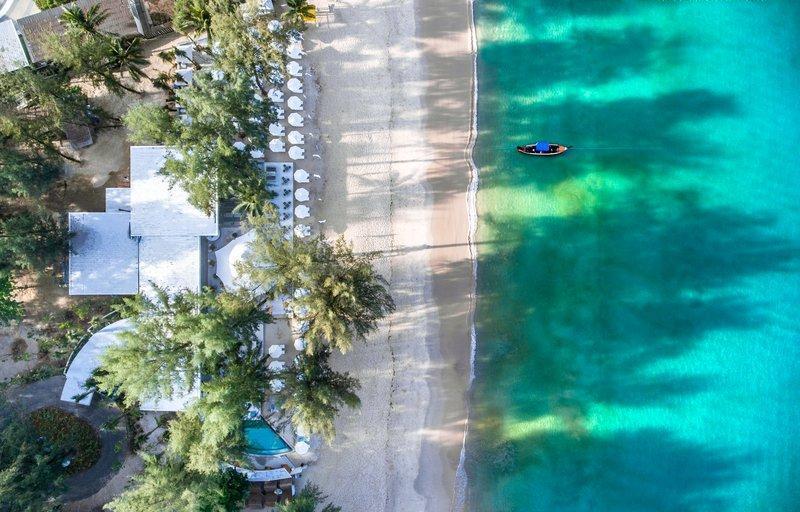 Twinpalms Phuket Hotel โรงแรมทวินปาล์มส์ ภูเก็ต